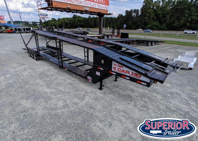 2019 Take 3 Trailers 5 CAR HD Car Trailer