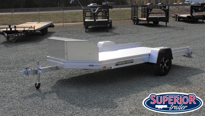 2022 Aluma UTR12S-R w/ Pull Out Ramp