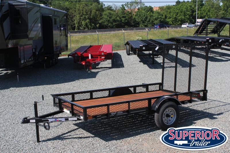 2020 Texas Bragg 5X10LB w/ Expanded Sides and Gate