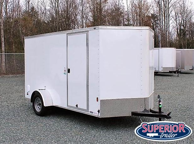 2022 Continental Cargo 6.5X12 w/ Ramp Door