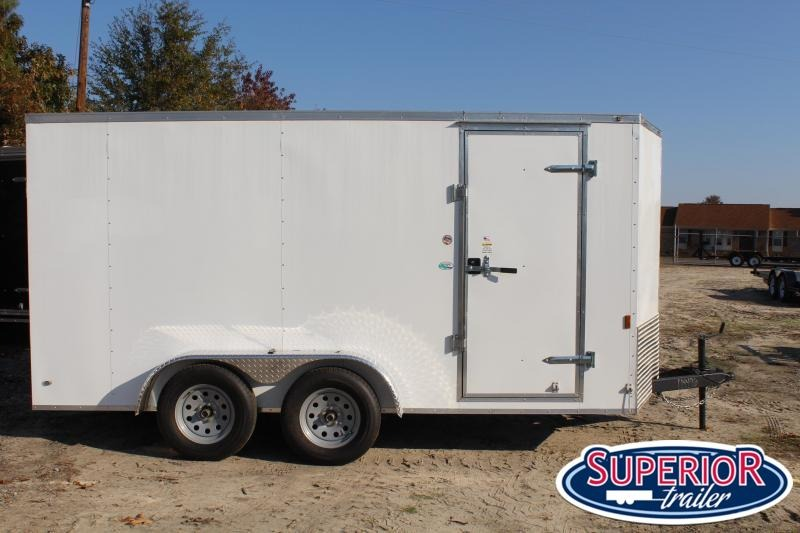 2021 Continental Cargo 7X14 w/ Ramp Door