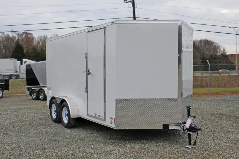 2020 Bravo Scout 7x16 w/ Extra Height and Ramp