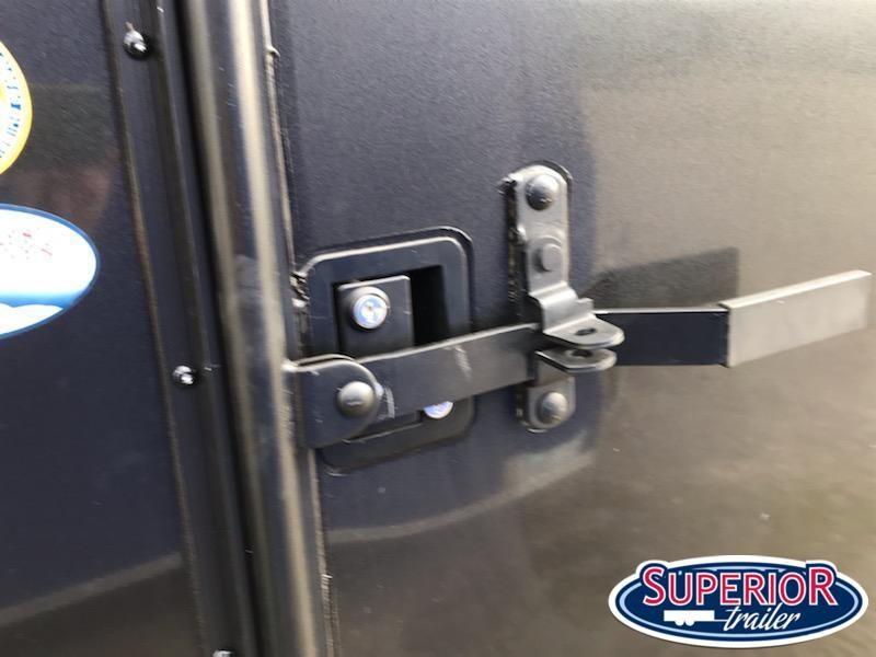 2021 Continental Cargo 6X12 w/ Ramp Door