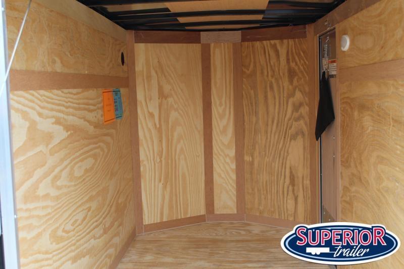 2022 Continental Cargo 5X10 w/ Ramp Door