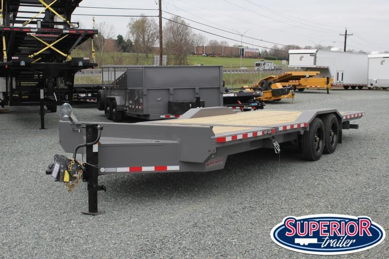 2021 Midsota TBWB-24 Tilt Bed Trailer