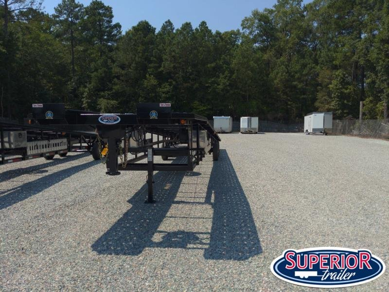 2020 Take 3 48' Ultra Lite Gooseneck 3 Car Trailer w/ Winch