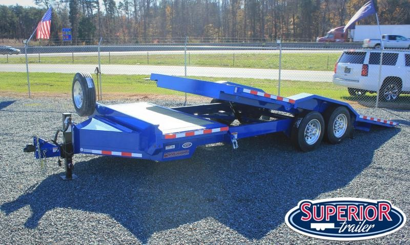 2021 Midsota TBWB-22 Tilt Bed Trailer