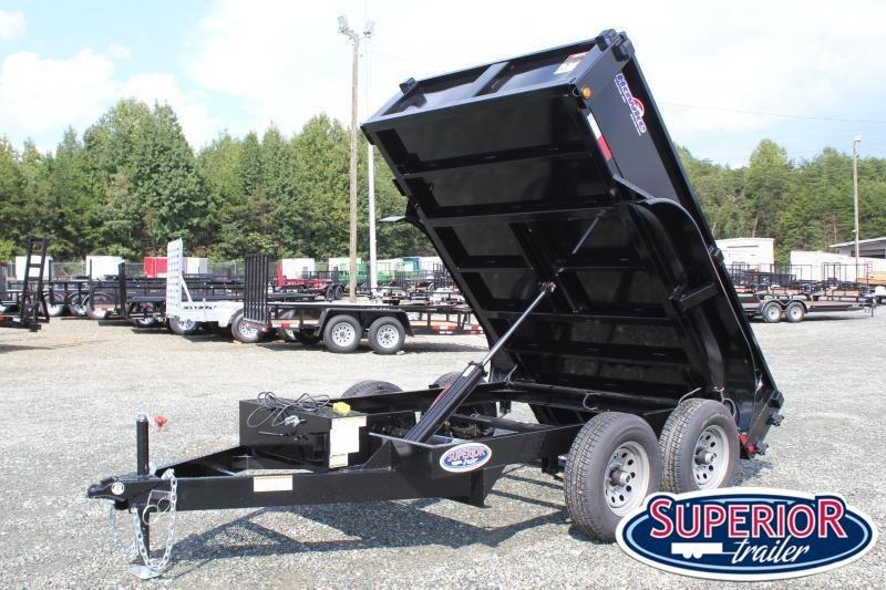 2021 Hawke  6X10 10K Dump