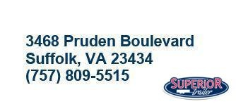 2021 Bravo Hero 5x8 w/ Single Rear Door