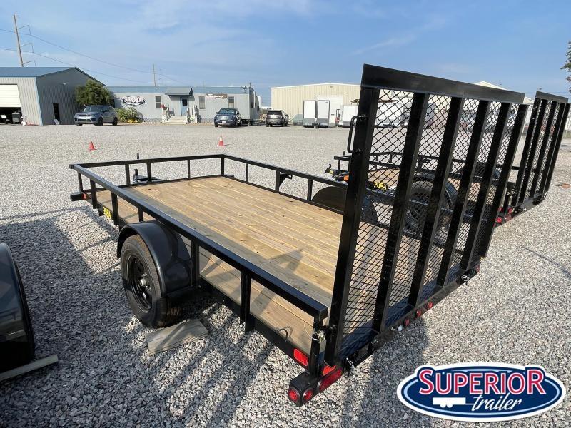 2022 Big Tex Trailers 6x12 35SA Utility Trailer