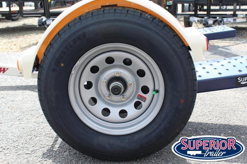 2021 Master Tow 80THD Tow Dolly w/ Surge Brakes