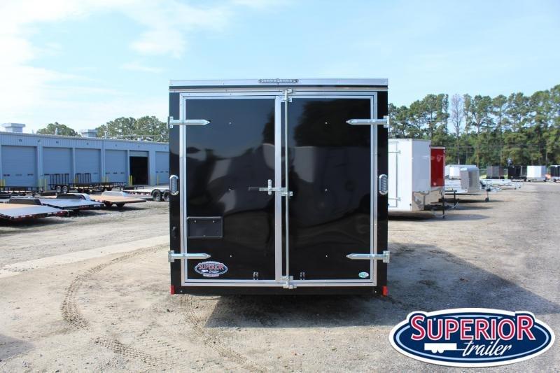 2021 Continental Cargo 7X16 w/ Double Rear Doors