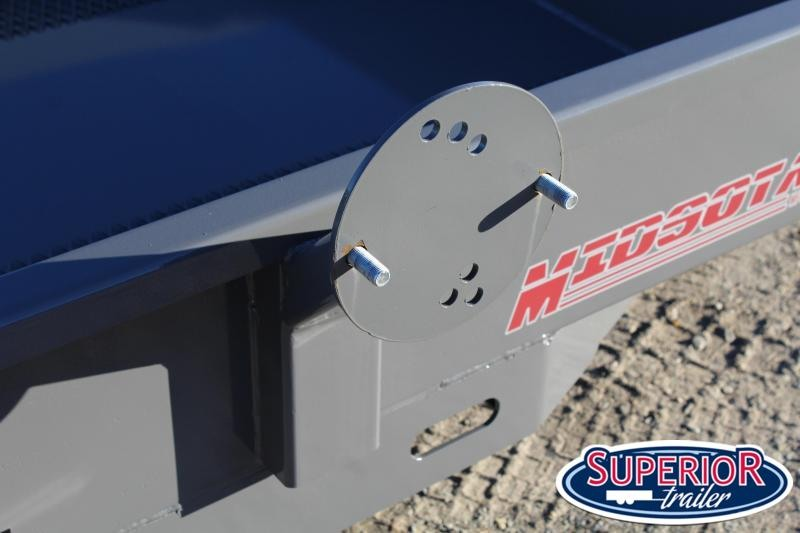 2021 Midsota SL-12RA Scissor Lift Trailer