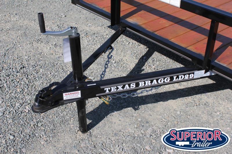 2021 Texas Bragg 6X10LD w Gate