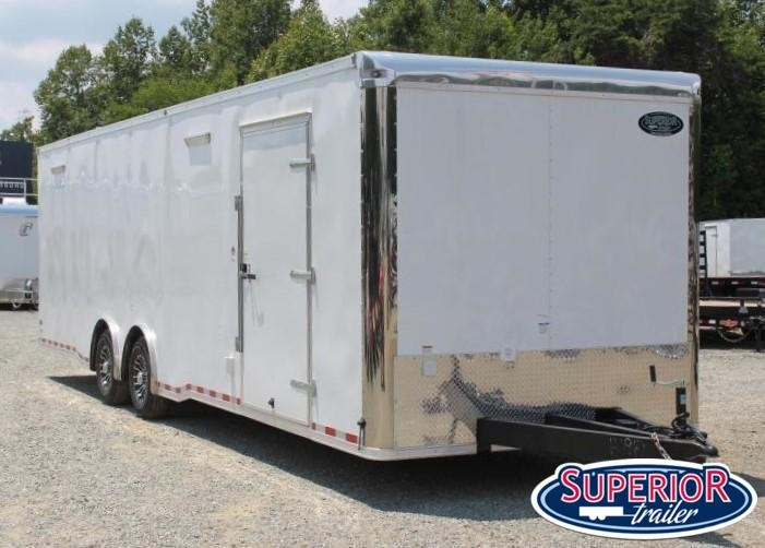 2020 Continental Cargo 8.5X30 12K Car Trailer