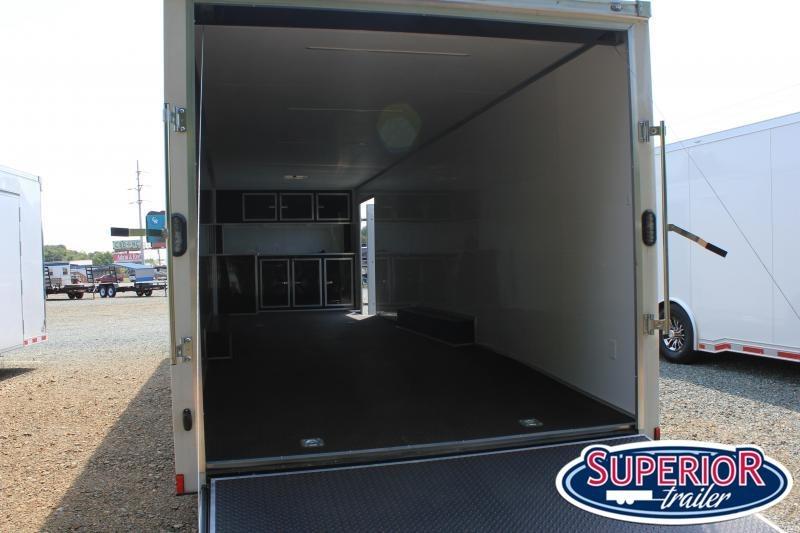 2020 Continental Cargo 8.5X30 12K Car Trailer