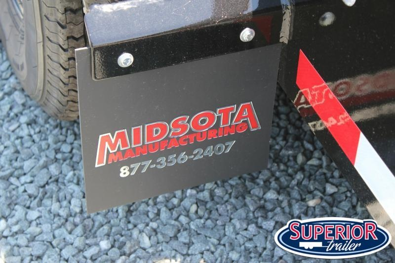 2021 Midsota SL18 Scissor Lift Trailer