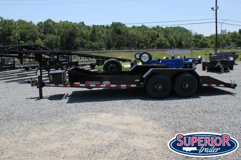 2021 Midsota SL18 Scissor Lift Trailer