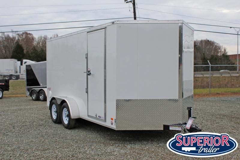 2021 Bravo Scout 7x14 w/ Extra Height and Ramp