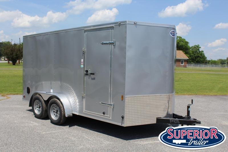 2021 Continental Cargo 7X14 w/Ramp Door