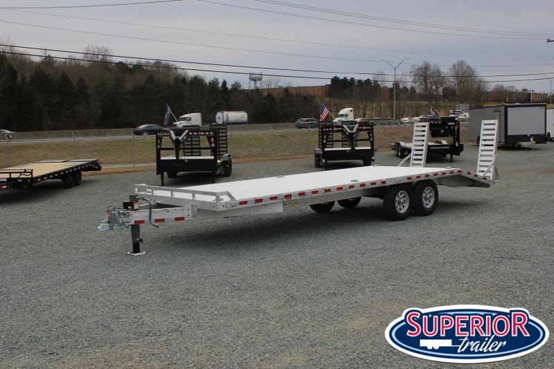 2022 Aluma 1026 14K Super Heavy All-Purpose Trailer