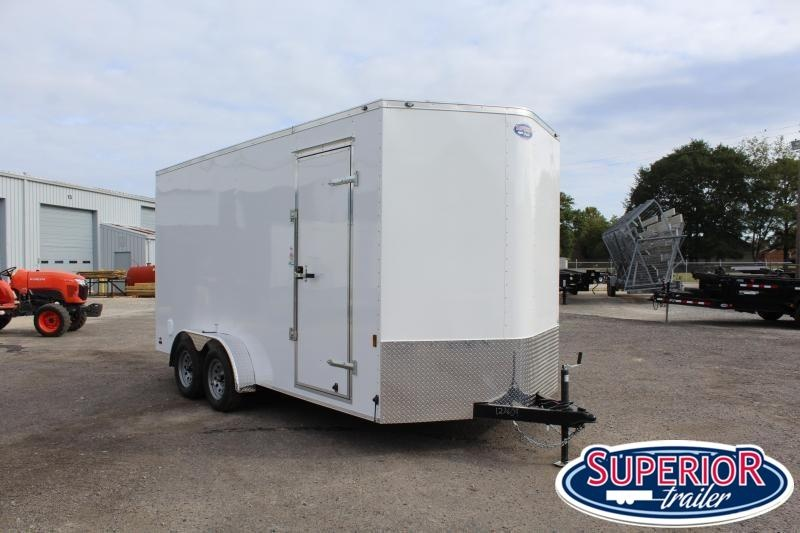 2021 Continental Cargo 7X16 w/ Ramp Door