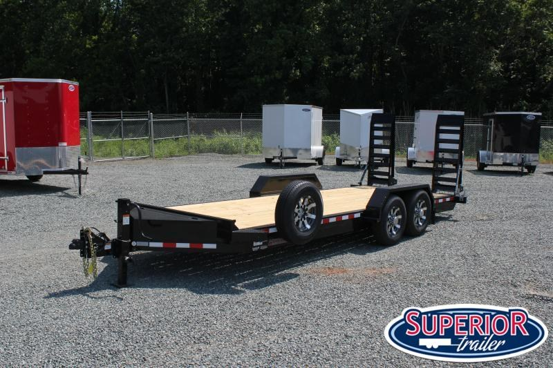2021 Midsota ST-20 Skid Loader Trailer