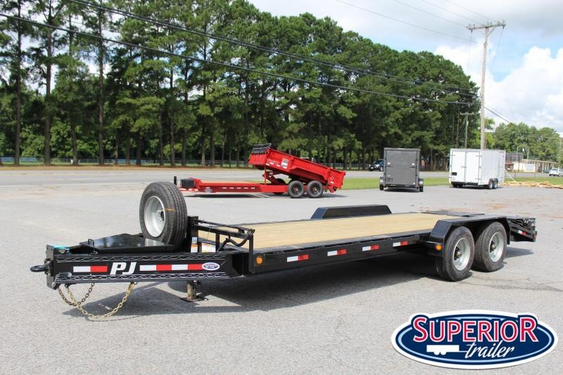 2020 PJ Trailers 22' H5 Equipment Trailer