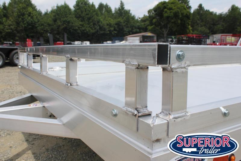 2021 Aluma 7812ES w/ Rail Kit and Tailgate