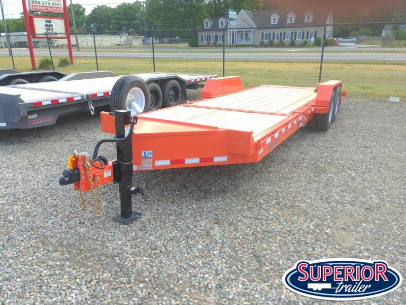 2021 Midsota TB-22 Tilt Bed Trailer