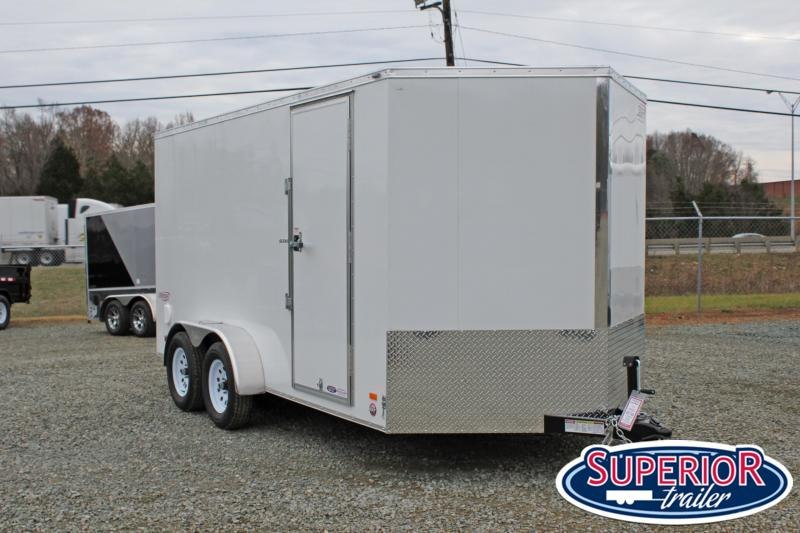 2022 Bravo Scout 7x14 w/ Extra Height and Ramp