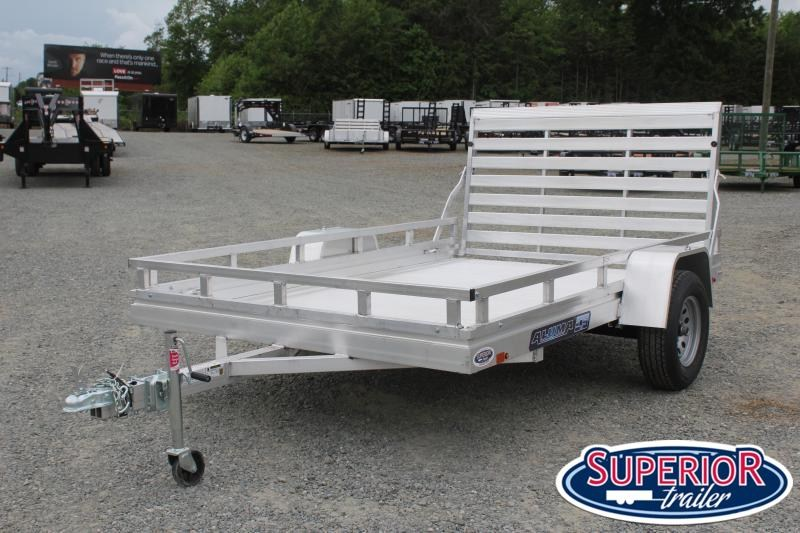 2021 Aluma 7810ES w/ Rail Kit and Tailgate