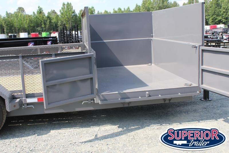 2019 Midsota HS-20 14K Equipment Side Dump Combo