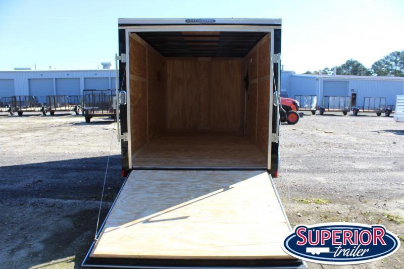 2021 Continental Cargo 7x14 w/ Ramp Door