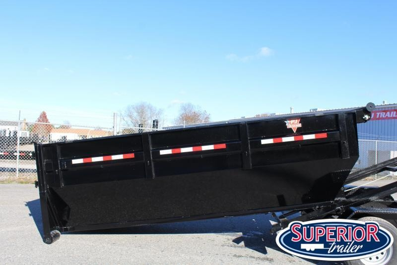 2021 PJ Trailers Roll Off Dumpsters Only