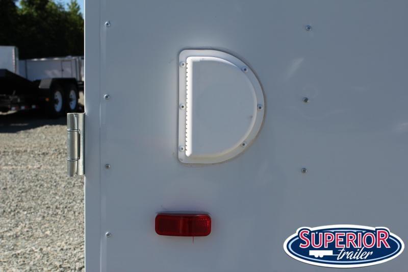 2022 Bravo Hero 7x16 w/ Double Rear Door