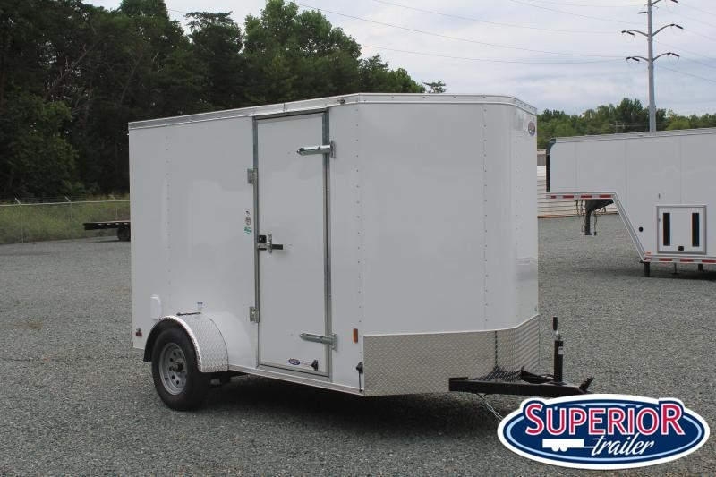 2022 Continental Cargo 6X10 w Ramp Door