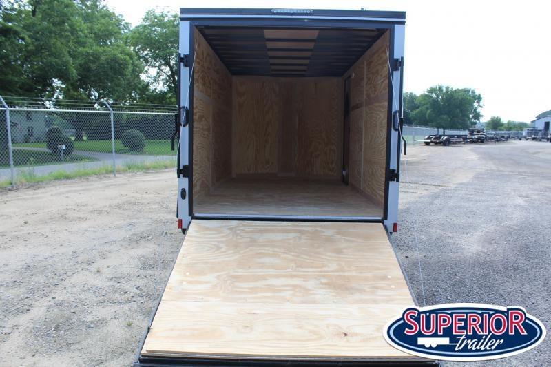 2021 Continental Cargo 7X14 w/Ramp Door