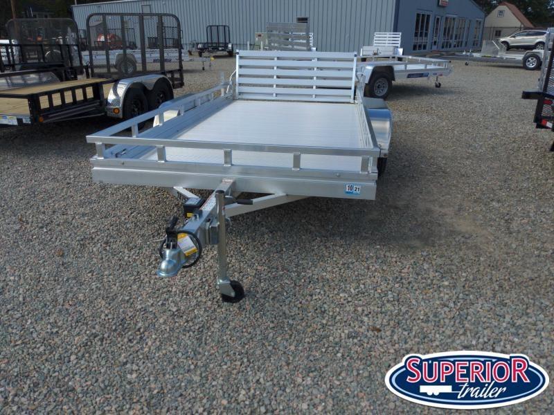 2022 Aluma 7814 ESA 7K w/ Rail Kit and Bi-Fold Tailgate