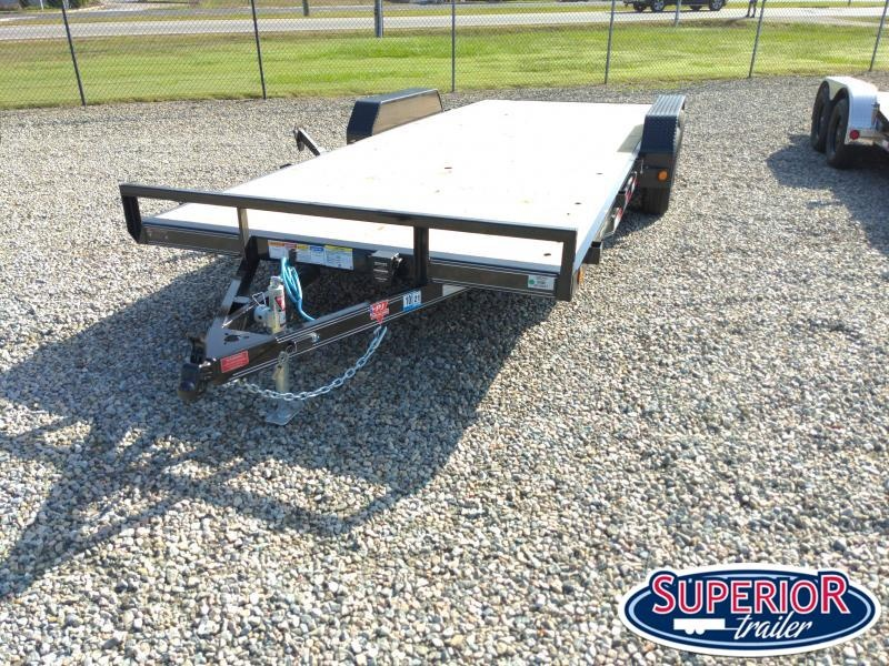 2021 PJ Trailers 20' C4 7K Car / Racing Trailer