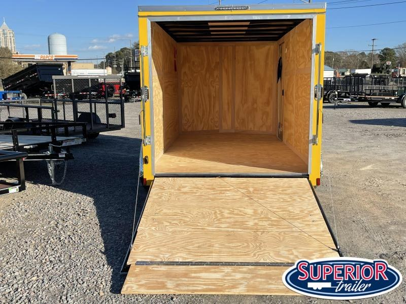 2022 Continental Cargo 7x14 w/ Ramp Door