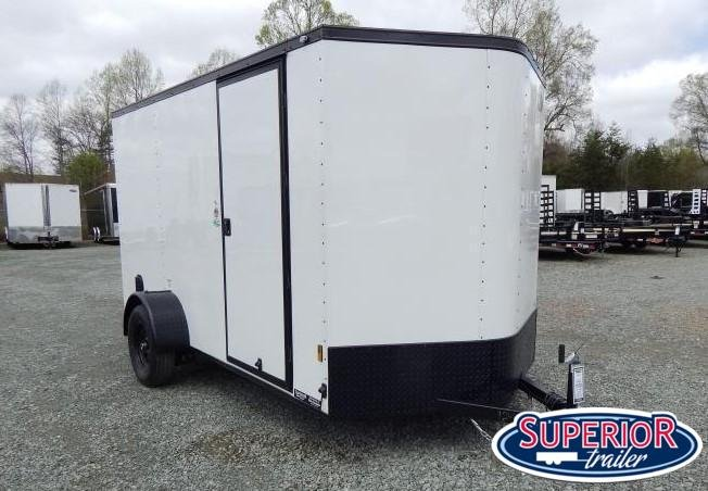 2020 Continental Cargo 6X12 w/ Ramp Door
