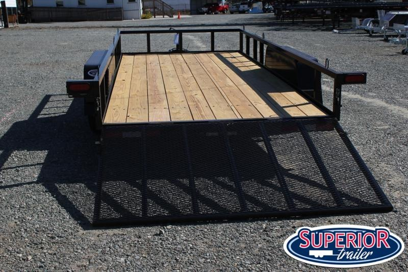 2020 Down 2 Earth 16ft Utility Trailer w/ Tailgate
