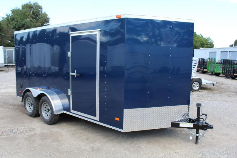 2021 Bravo Hero 7x14 w/ Ramp Door