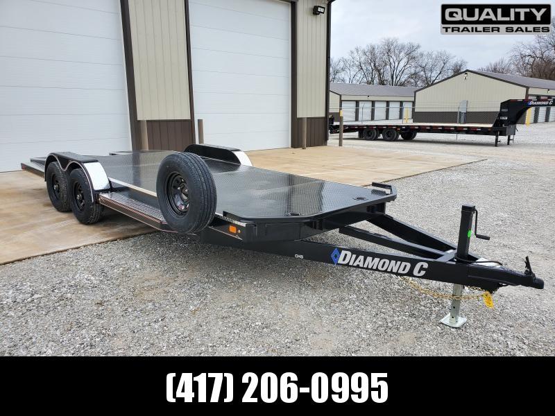 2020 Diamond C Trailers CHS Car / Racing Trailer 20x82 10K