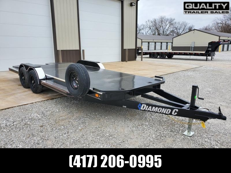 2020 Diamond C Trailers CHS Car / Racing Trailer 20x82 10K