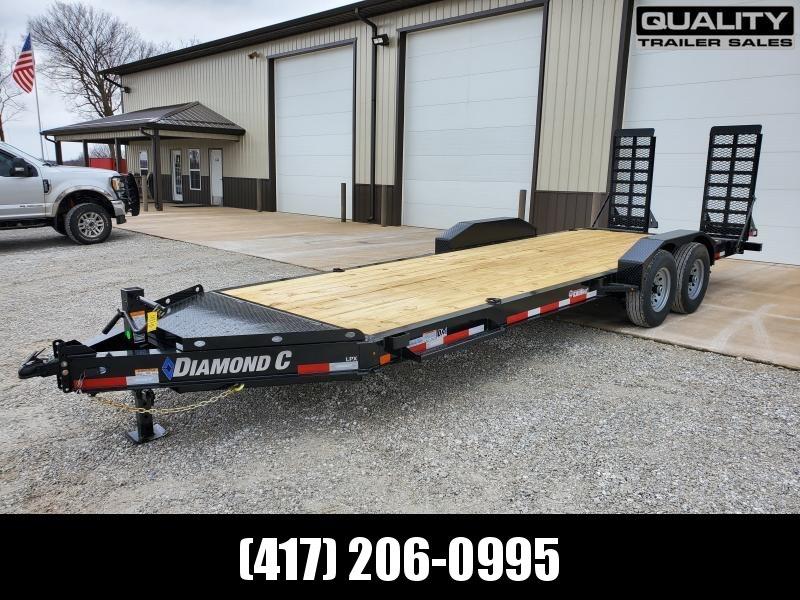 2020 Diamond C Trailers LPX Equipment Trailer 22x82 14K