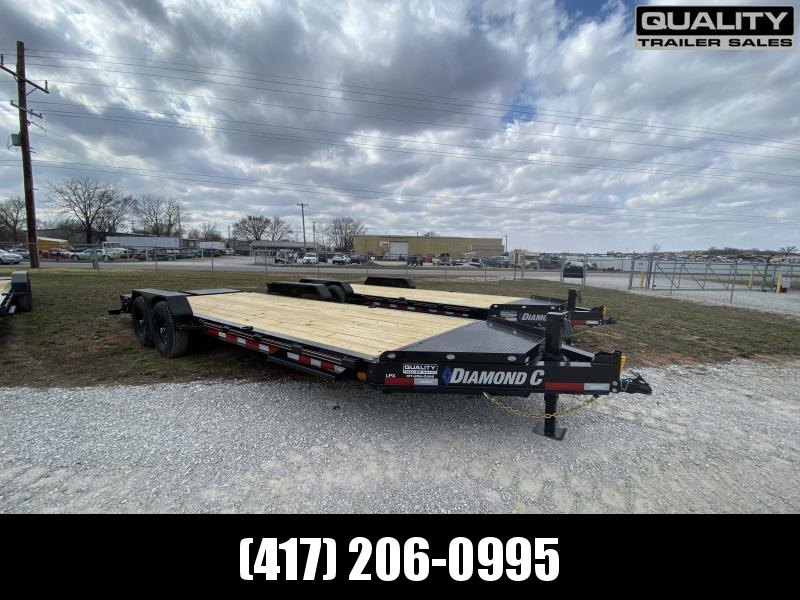 2021 Diamond C Trailers LPX Equipment Trailer 22X82 14K