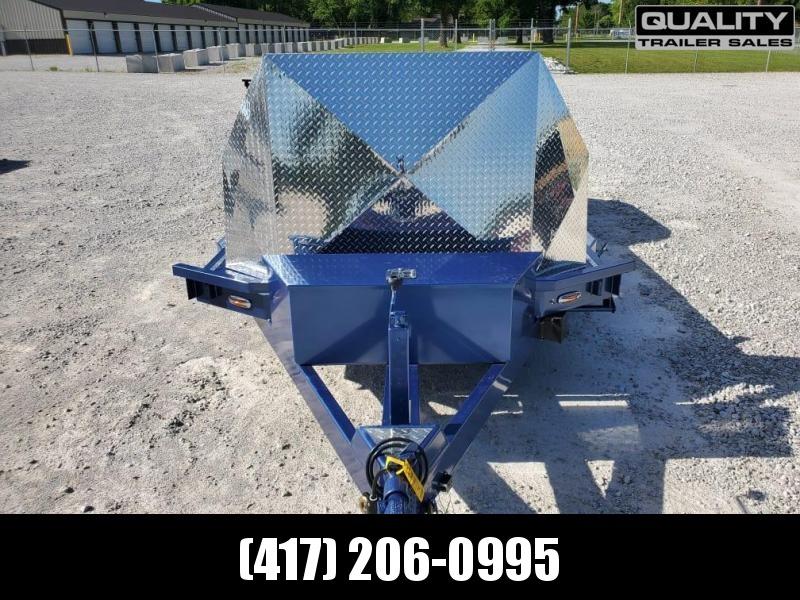 2021 102 Ironworks Eliminator 20' Car Hauler 20x83 7K