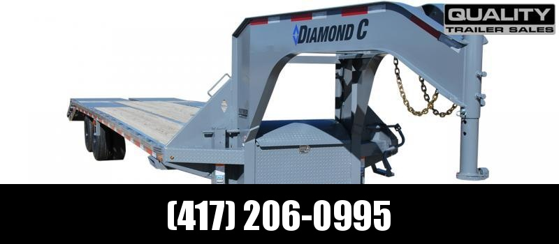 2021 Diamond C Trailers FMAX212 Flatbed Trailer 30x102